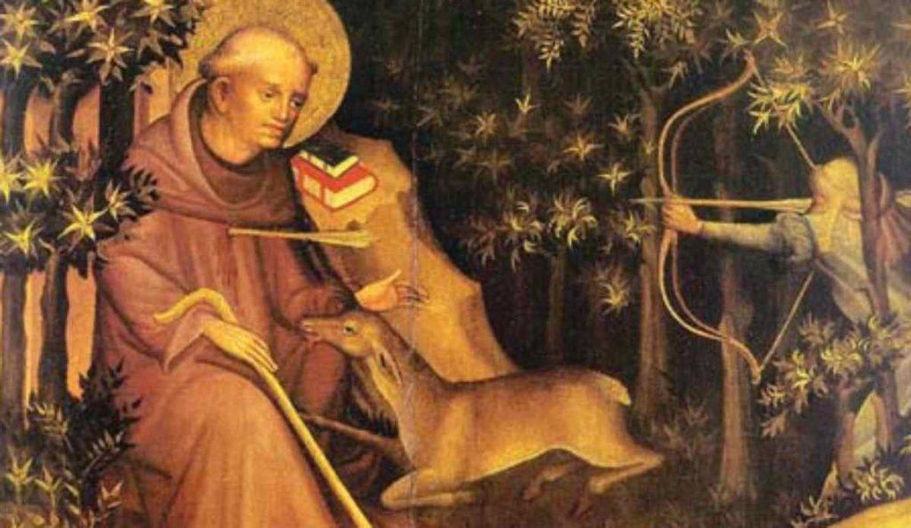 Sant'Egidio eremita