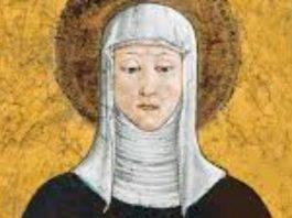Santa Chiara della Croce monaca