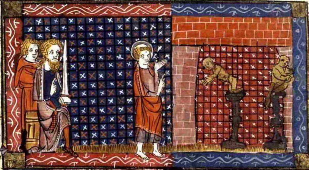 Santi Felice e Adautto martiri