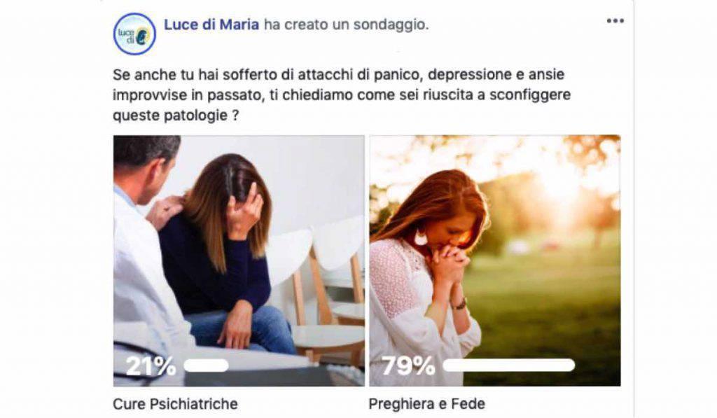 Ansia Sondaggio