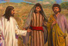 Vangelo Gesù Filippo e Natanaele