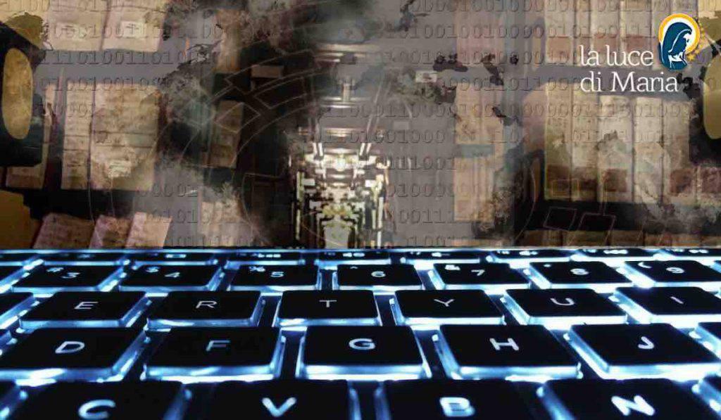 Vaticano digitalizzazione archivio