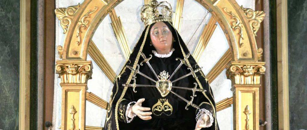Madonna Addolorata preghiera