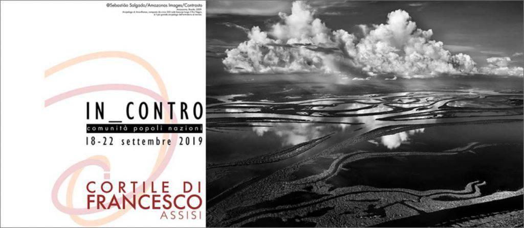 Cortile di Francesco 2019