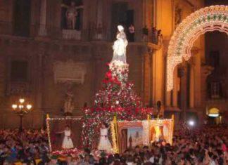 Festa Santa Rosalia