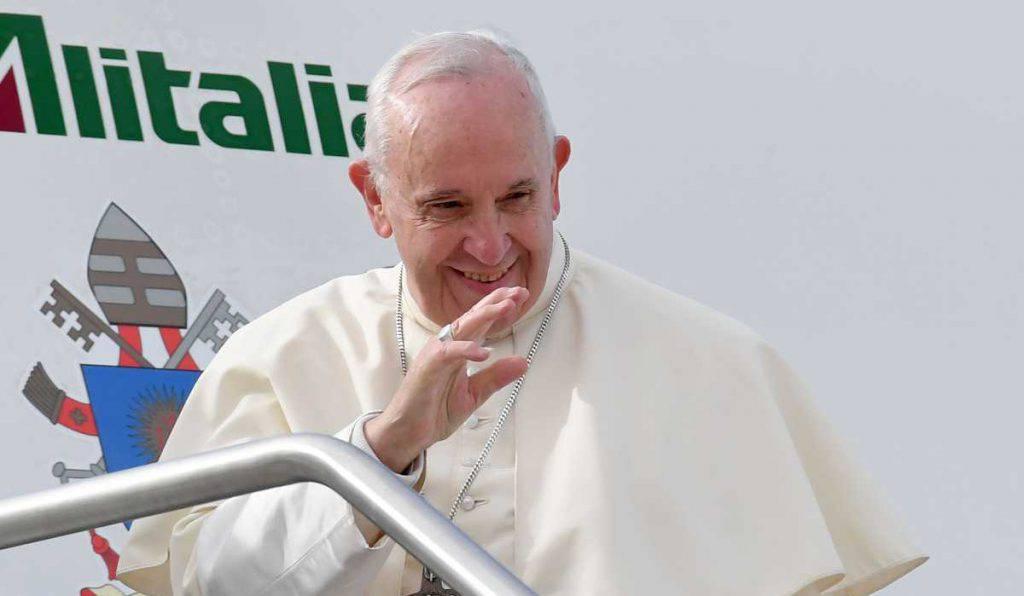 papa francesco viaggio
