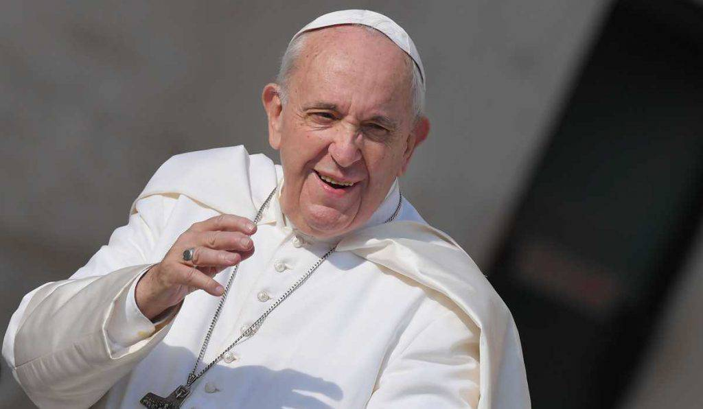 papa francesco agostiniani