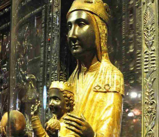Madonna di Montserrat Vergine