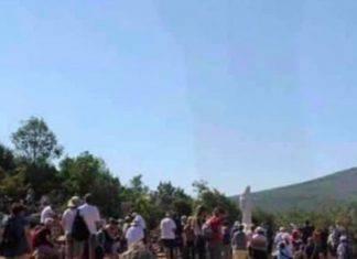 Medjugorje l'ombra della Madonna