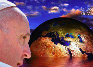 Papa Francesco salvare pianeta