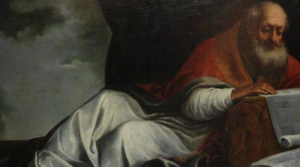San Giovanni Crisostomo teologo