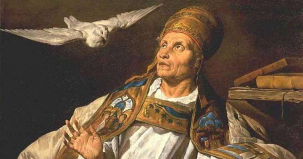 San Gregorio Magno Papa
