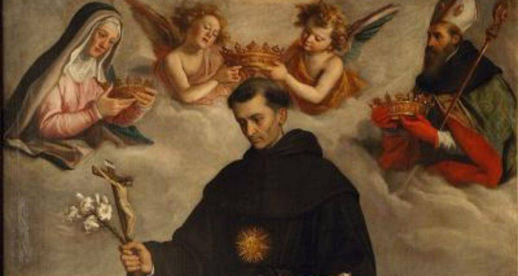 San Nicola da Tolentino sacerdote
