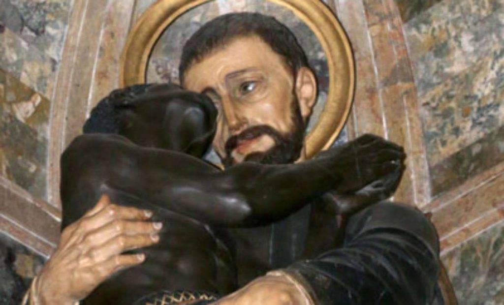 San Pietro Claver missionario