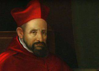 San Roberto Bellarmino cardinale