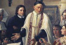 San Vincenzo de' Paoli sacerdote