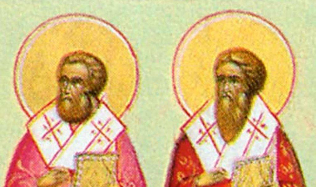 Sant'Onesiforo discepolo