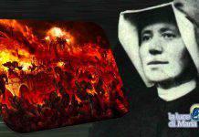 Santa Faustina inferno