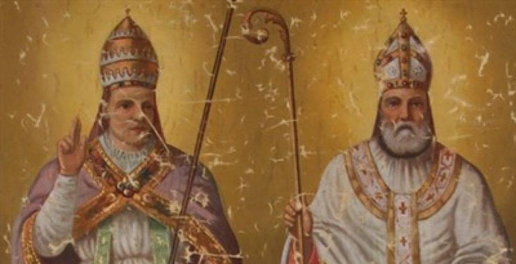 Santi Cornelio e Cipriano martiri