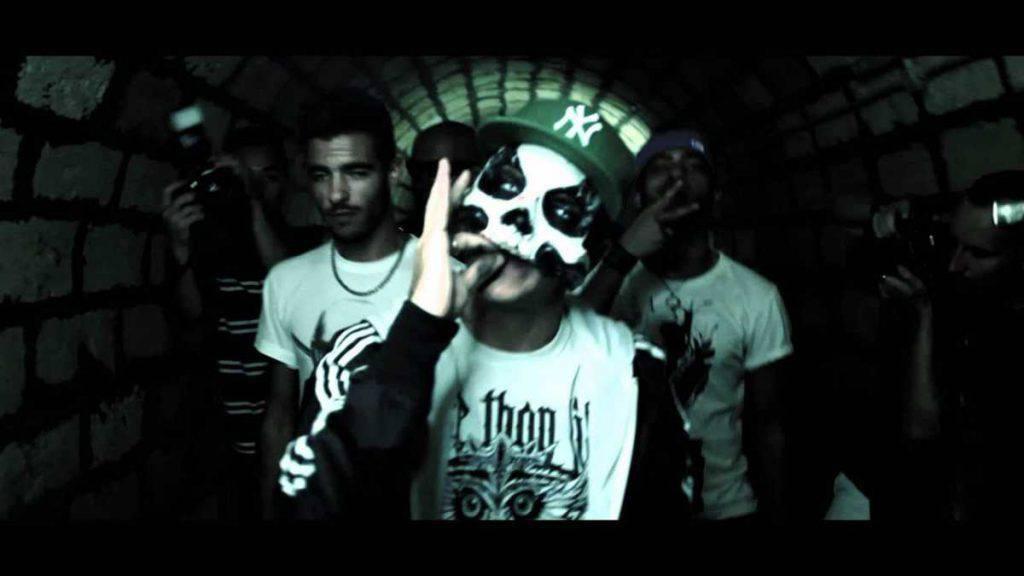 bestemmia rapper salmo