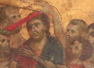 Cristo deriso Cimabue