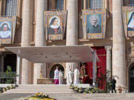 papa francesco nuovi santi