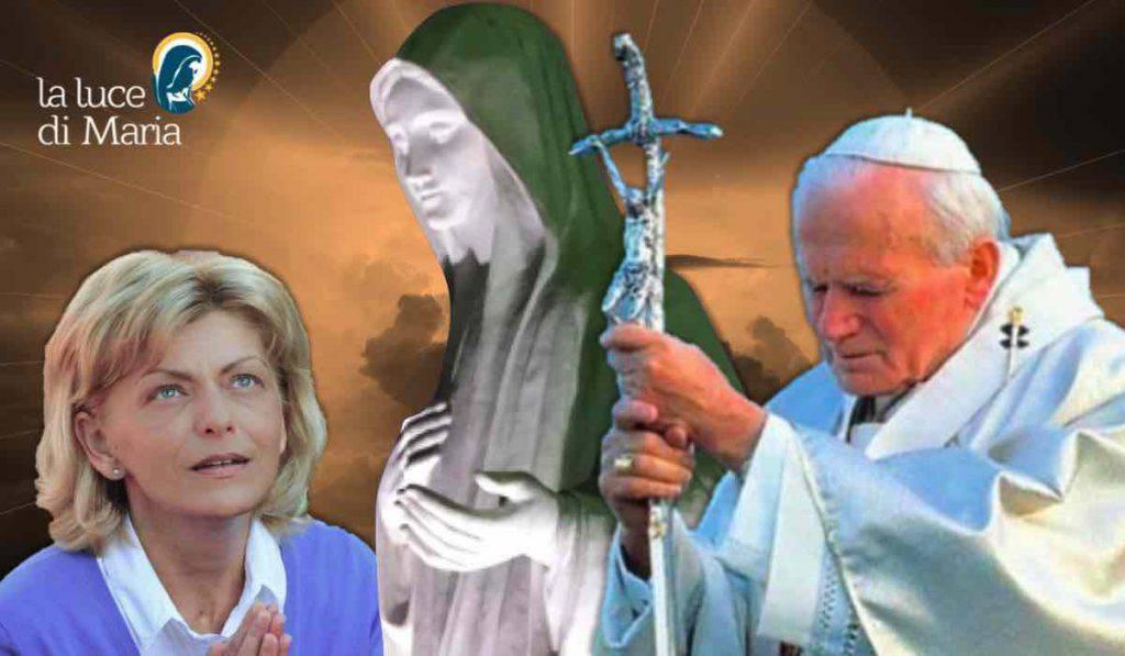Medjugorje Mirjana Giovanni Paolo II