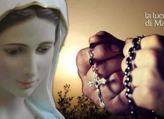 Medjugorje rosario messaggio