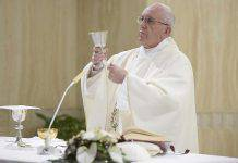papa francesco santa marta