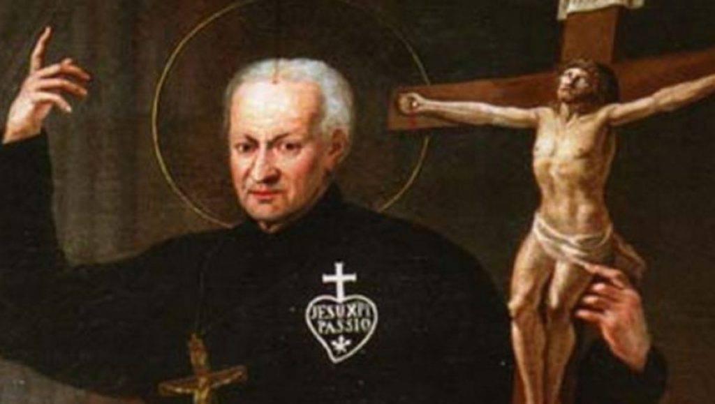 San Paolo della Croce Sacerdote