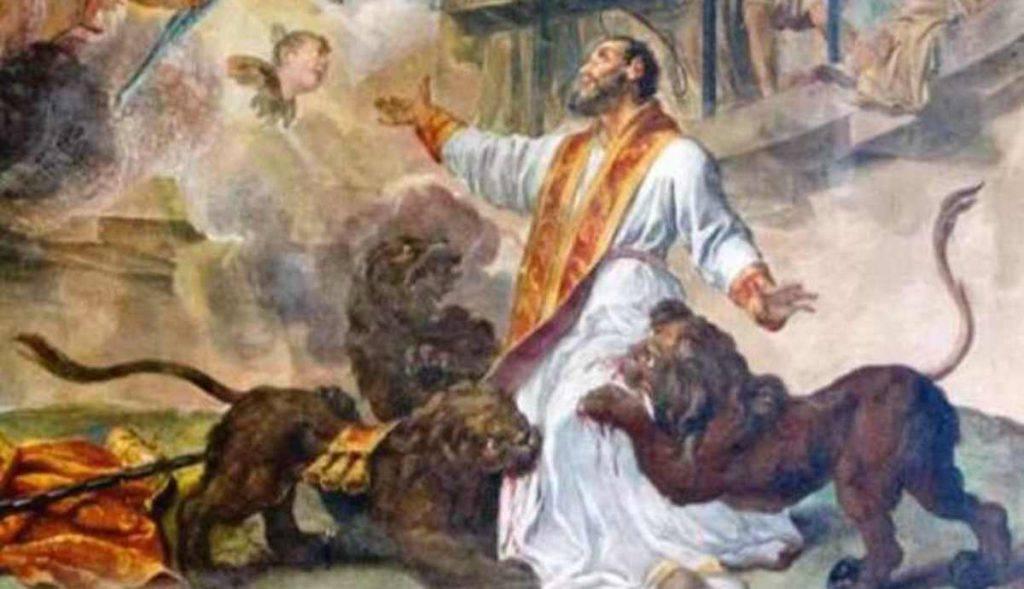 Sant'Ignazio di Antiochia Vescovo