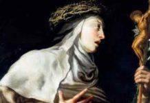 Santa Teresa d'Avila trinità