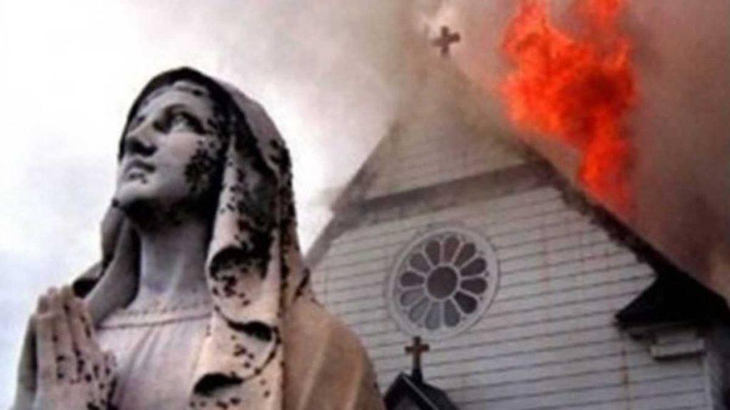 cristiani perseguitati chiesa