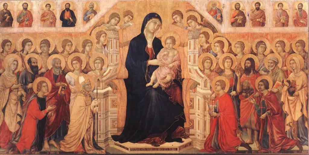 aureola santi