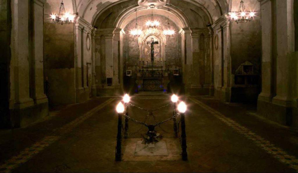 cripta sepoltura