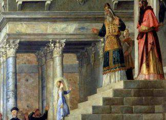 Beata Vergine Maria presentazione