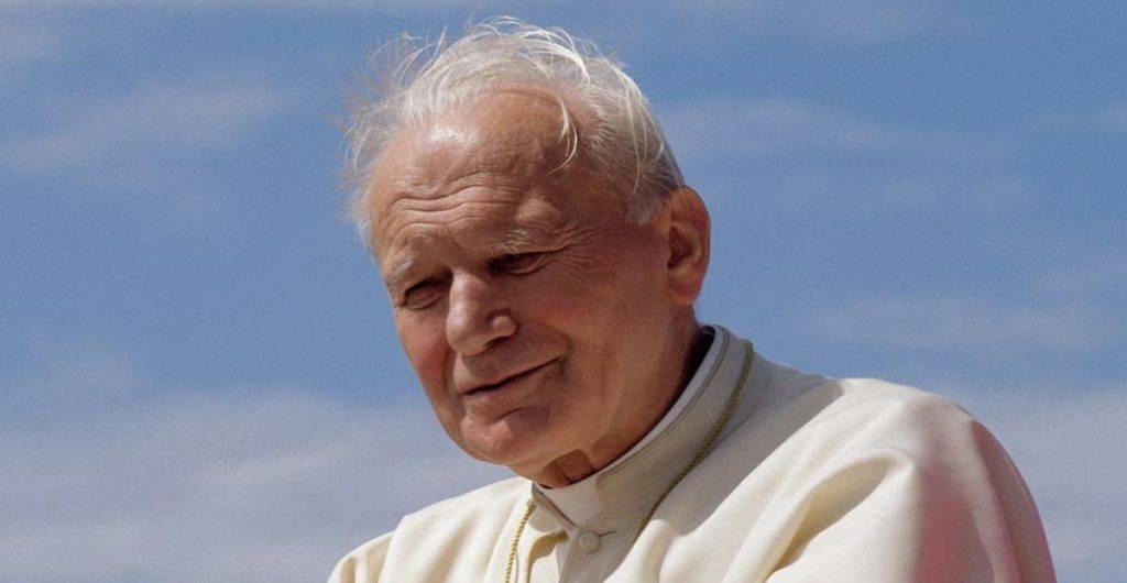 Giovanni Paolo II Santo