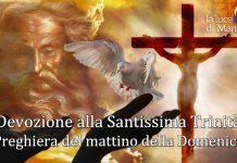 Preghiera del mattino della domenica
