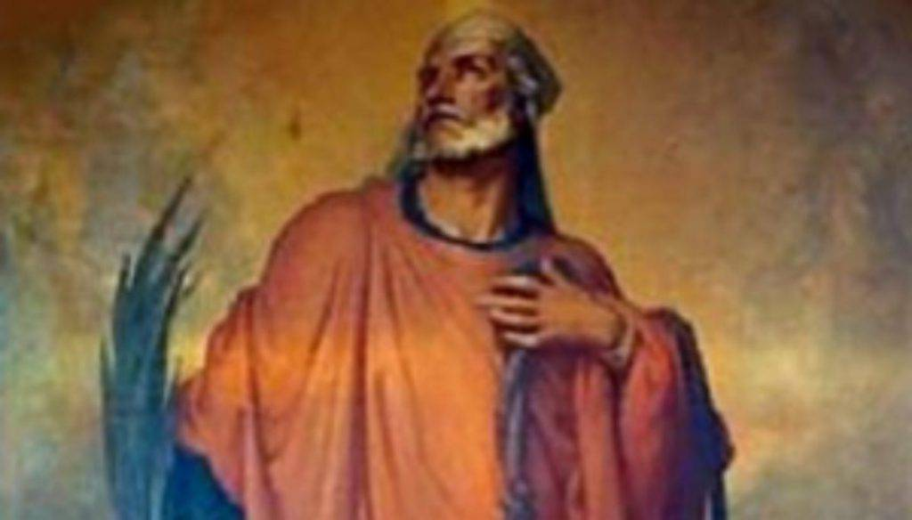 San Saturnino da Cartagine martire