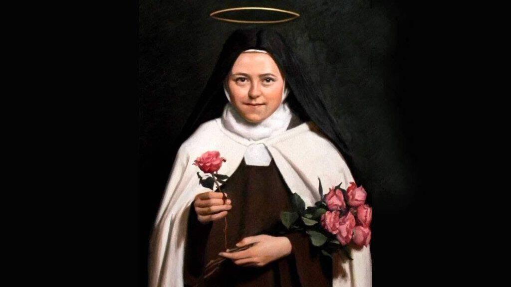 pensiero Santi - S.Teresa di Lisieux