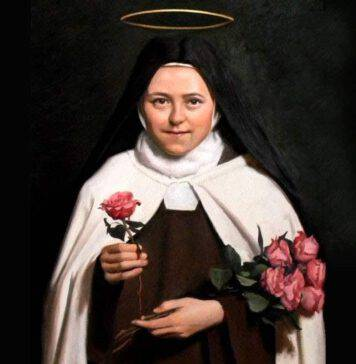 Santi - S.Teresa di Lisieux