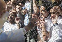 papa francesco carceri