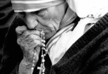 Santi - pensiero di Madre Teresa