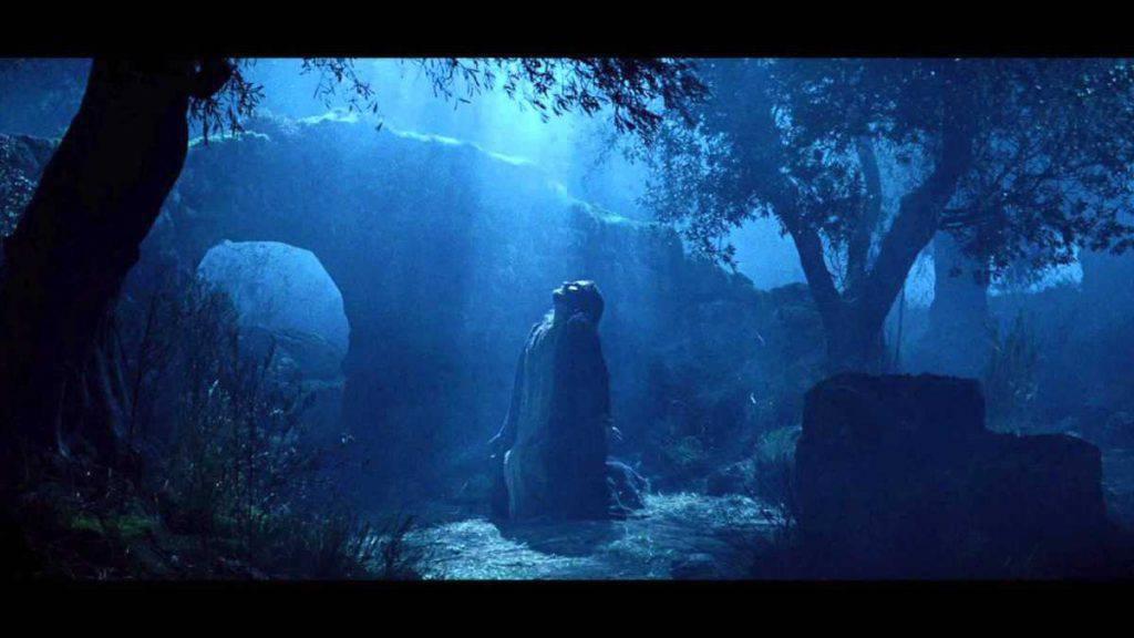 angelo custode gesu getsemani