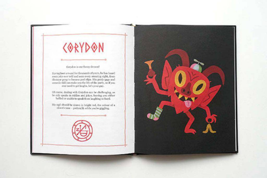 Childre's Book of Demons
