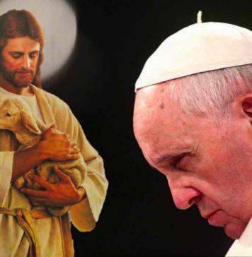 Papa Francesco Gesù