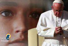 Papa Francesco Immacolata preghiera
