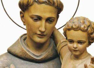 Pensiero Santi - Sant'Antonio di Padova