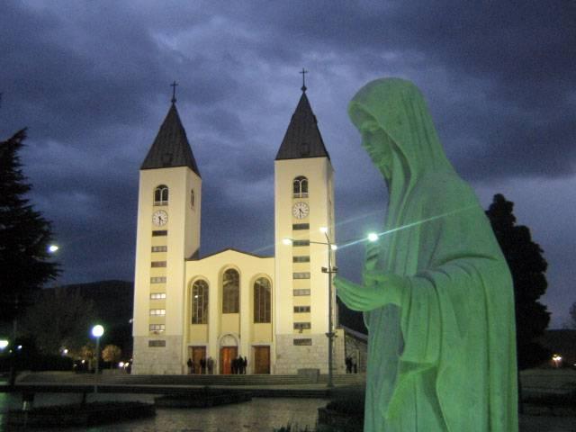 Chiesa di San Giacomo - Medjugorje