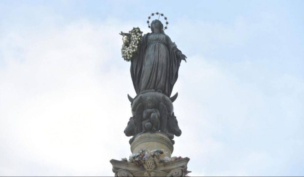 papa francesco maria preghiera